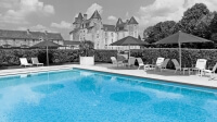 Chateau piscine