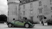 Voiture chateau